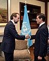 Reunión en la Residencia Oficial de Los Pinos con el Sr. Zeid Ra'ad Al Hussein, Alto Comisionado de las Naciones Unidas para los Derechos Humanos. (21838671060).jpg