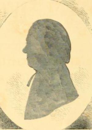 Jacob Bailey (author) - Rev. Jacob Bailey, Annapolis, Nova Scotia
