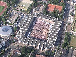 VfL Bochum - Image: Rewirpowerstadion Ruhrstadion Bochum sp 1010714
