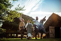 Rhiannon Musik in mittelalterlicher Spielmannstradition