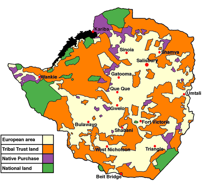 Rhodesialand