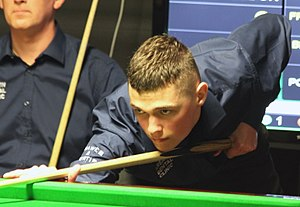 Rhys Clark (snooker player) - Paul Hunter Classic 2015