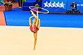 Rhythmic gymnastics at the 2017 Summer Universiade (37052087212).jpg