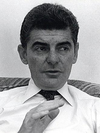Richard Benjamin - Benjamin in July 1986