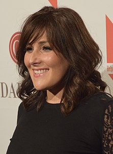 Ricki Lake American actress and T.V. host