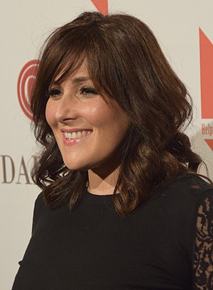 Ricki Lake - Lake in May 2015