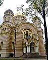Riga Russisch-Orthodoxe Kathedrale Christi Geburt 3.JPG
