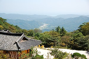 Seokguram - Image: Rinux 2