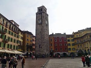 Riva del Garda - Image: Riva del Garda 014