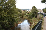 River Monnow at Monmouth