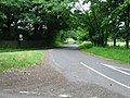 Road junction to the E of Acrise Place - geograph.org.uk - 864575.jpg