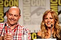 Rob Corddry and Malin Akerman by Gage Skidmore.jpg
