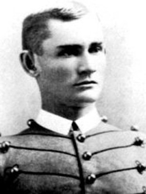 Robert Lee Howze - Robert Lee Howze as a West Point cadet