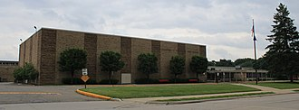 Dearborn Heights, Michigan - Robichaud High School