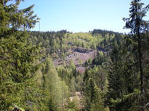 Rødkleiva - Image: Rodkleiva 2009