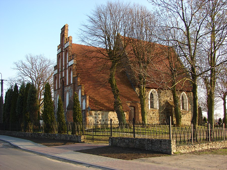 Rogowo, Toruń County