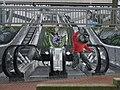 Rolltreppe Graffiti Trompe-l'œil.JPG