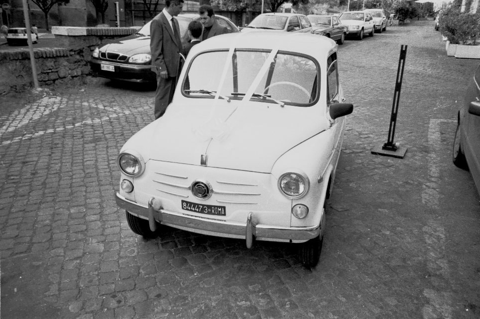 Roma 1998 08 14 Fiat 600