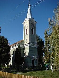 Roman Catholic Church Gurghiu.JPG