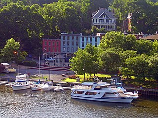 Rondout–West Strand Historic District United States historic place