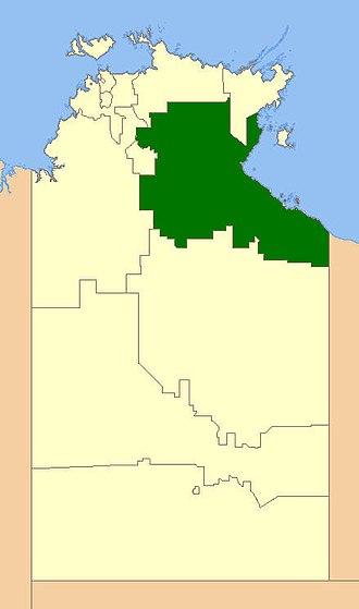 Roper Gulf Region - Image: Roper Gulf Shire