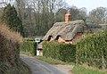 Rose Cottage, Tunworth - geograph.org.uk - 1761533.jpg