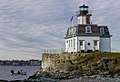 Rose Island Lighthouse viewed from Rose Island 2006.jpg