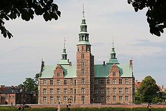 Замок Розенборг (XVII век)