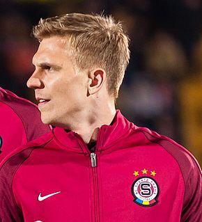 Bořek Dočkal Czech footballer