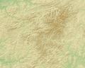 Rothaargebirge (Relief) - Deutsche Mittelgebirge, Serie A-de.png