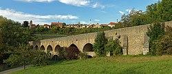Rothenburg mit Brücke, 2.jpg
