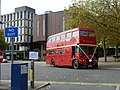Routemaster at Harrow Civic Centre - geograph.org.uk - 3179013.jpg