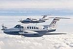 Royal Air Force King Air B200 Training Aircraft MOD 45153009 (cropped).jpg