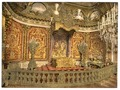 Royal bedroom, Herrenchiemsee Castle, Upper Bavaria, Germany-LCCN2002696225.tif