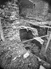 ruïne, ontgraving beerput vanuit het zuid-oosten - voorhout - 20245712 - rce