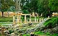 Ruins of ancient temple in Vravrona, Greece - panoramio.jpg