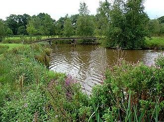 Westerwolde (region) - The river Ruiten Aa