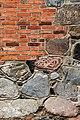 Rune stone in church wall - panoramio.jpg