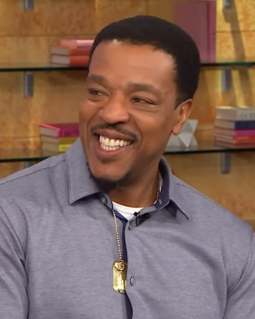 Russell Hornsby American actor