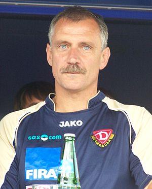 Ruud Kaiser - Kaiser with Dresden in 2008.