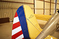 Ryan PT-22 Recruit tail FLAirMuse 29Aug09 (14413065289).jpg