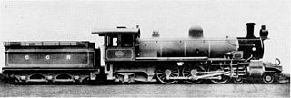 South African Class Experimental 1 4-6-2 class of 1 South African 4-6-2 locomotive