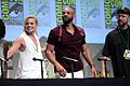 SDCC 2015 - Margot Robbie, Will Smith & David Ayer (19682725846).jpg