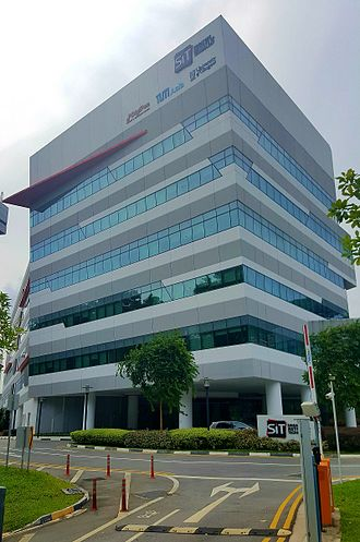 Singapore Institute of Technology - Image: SIT SP Building