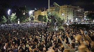 2020–2021 Serbian protests