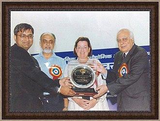 Sunil Kumar Verma - Image: SK Verma honours awards csir technology awardx 500 frame