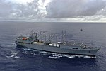 SS Curtiss (T-AVB-4) underway off Guam on 19 September 2018 (180919-N-CR519-1042).JPG