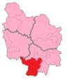 Saône-et-Loire's2ndConstituency.png