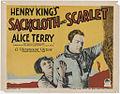 Sackcloth and Scarlet 1925 Lobby Card.jpg
