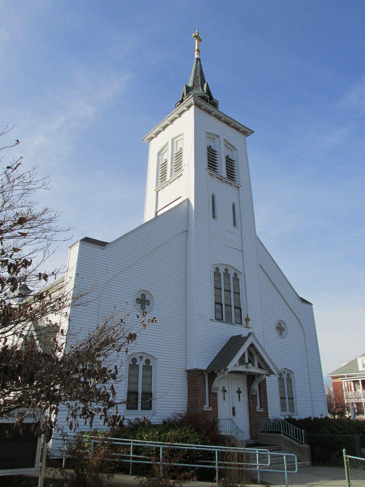 Sacred Heart of Jesus Parish, Easthampton - Wikipedia
